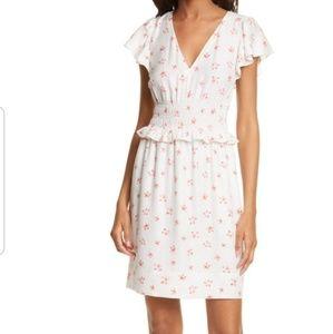 NWT Rebecca Taylor Maui floral dress MSRP $395